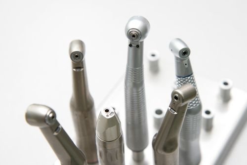 Air-driven high speed handpiece repair
